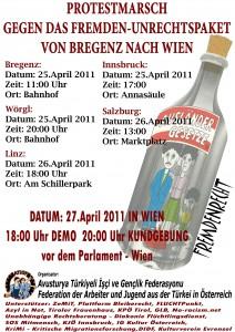 Plakat_Protestmarsch_2011