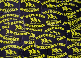 Refugees wellcome