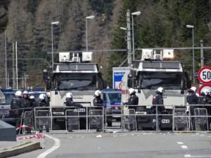 Willkommen in Österreich - Demo am 7. Mai
